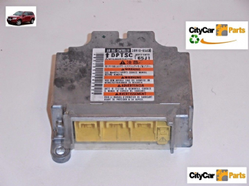 SUZUKI GRAND VITARA MODELS 2005 TO 2014 AIR BAG CONTROL MODULE 38910 65J30